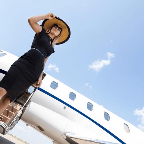 Haut Monde's Travel Agent