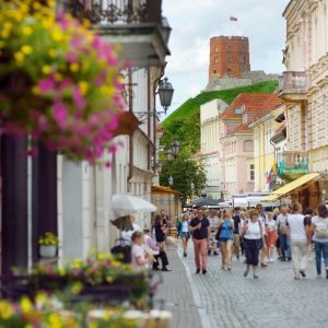 Lithuania lifts self-isolation rule for travellers from 24 countries